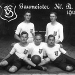 1919: Gaumeisterschaft Faustball