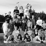 1985: Tanz- und Gymnastikgruppe