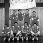 1990: Volleyball-Herren