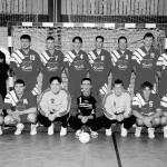 1998: 1. Handball-Männermannschaft