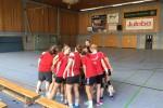 Team Vorbereitung Testspiel